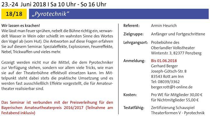 Verband Bayerischer Amateurtheater e.V.