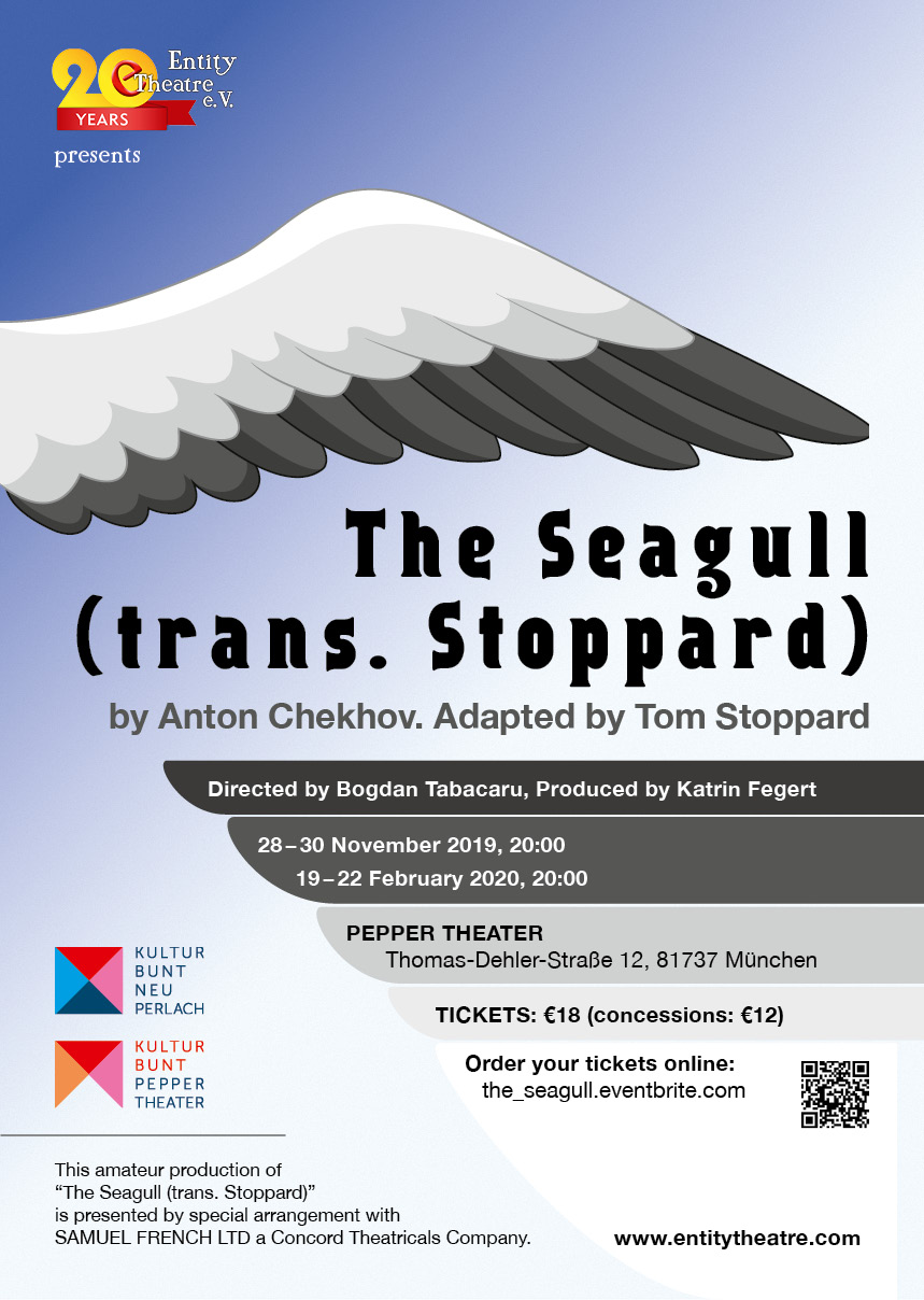 The Seagull (trans. Stoppard)