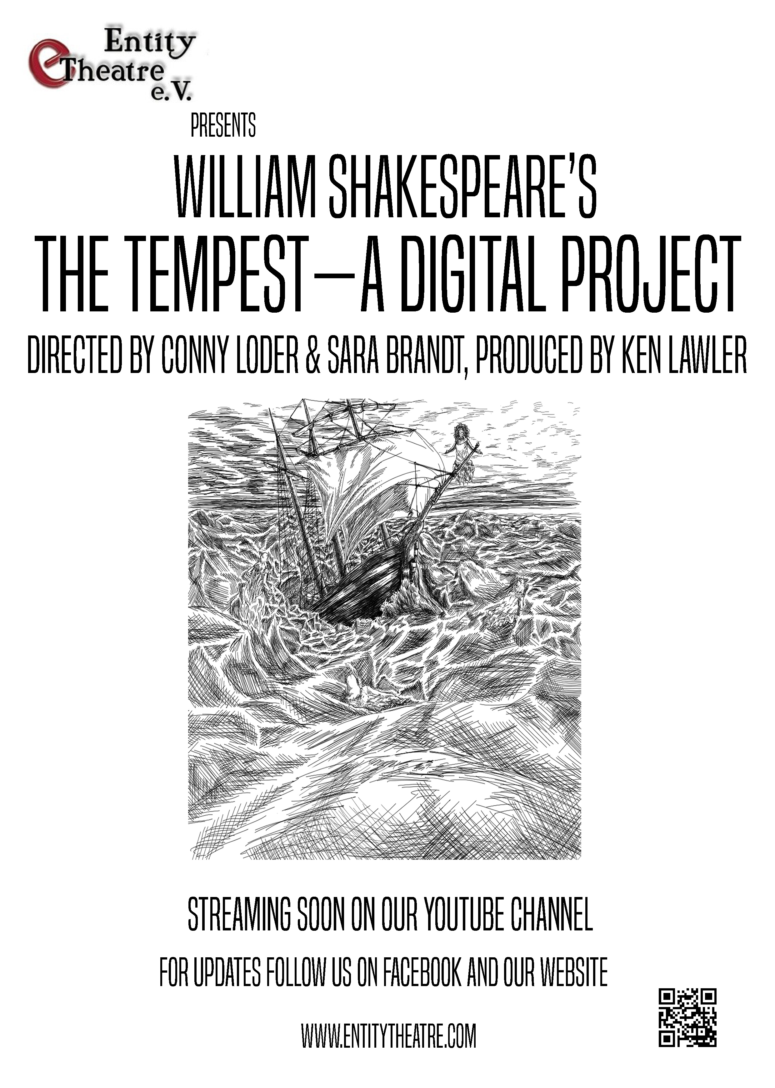 The Tempest: a digital project